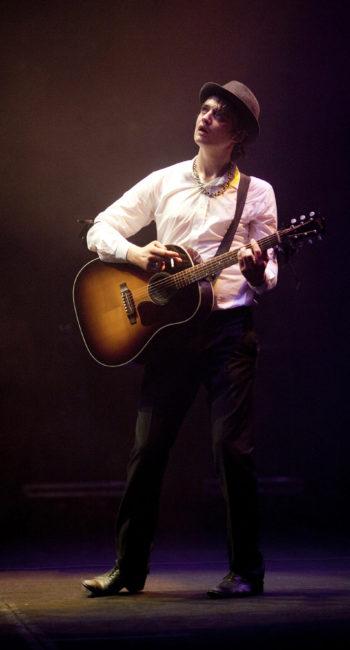 Pete Doherty / Cité de la Musique