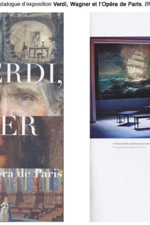 Catalogue-d'exposition-Verdi,-Wagner-et-l'Opéra-de-Paris,-BNF