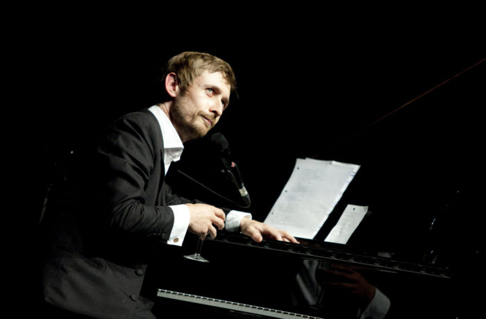 The Divine Comedy / Salle Pleyel