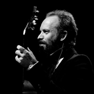 Sting / Salle Pleyel