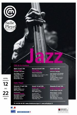 Jazz, Pleyel et Cité de la Musique