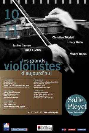 Violon à Pleyel